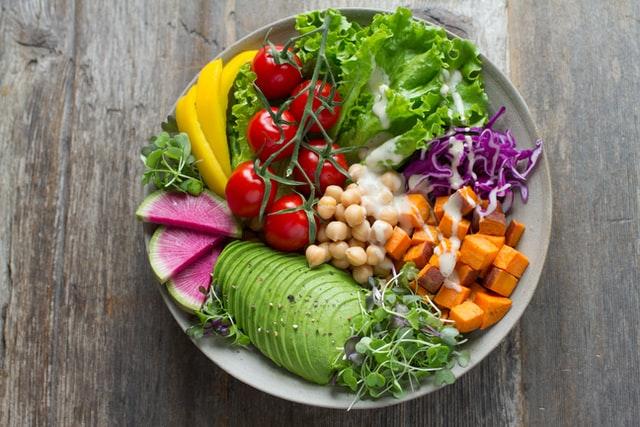 Zelninový talíř - změna jídelníčku jednou za čas nebo napořád? Oboje má význam