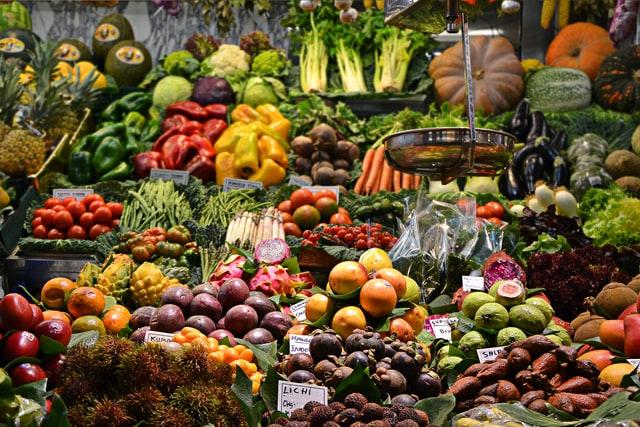Zeleninový trh