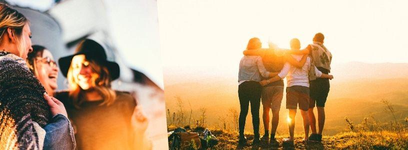 Jak se zbavit stresu pomocí přátel