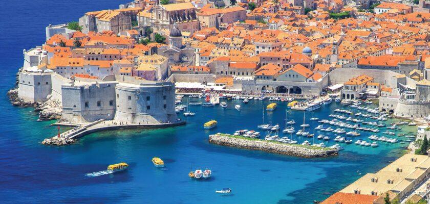Chorvatsko tipy na výlet