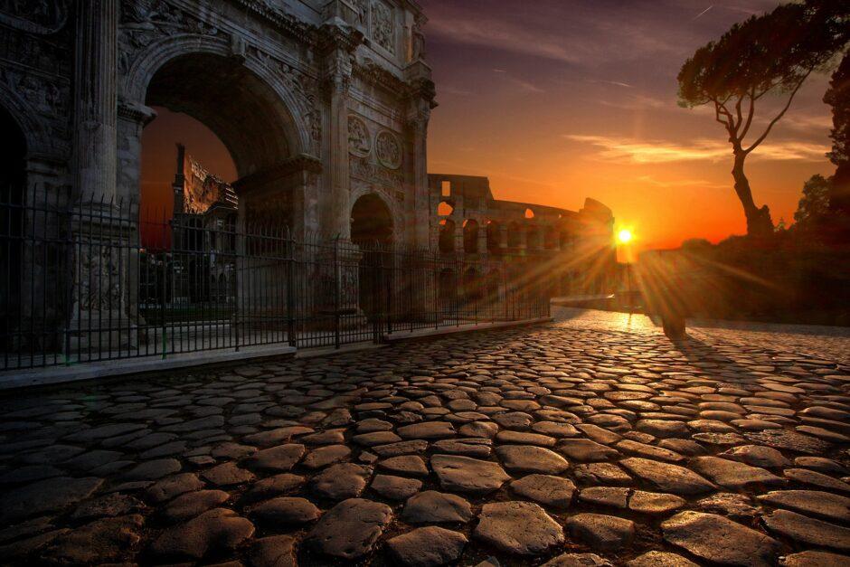 Cestování do Říma