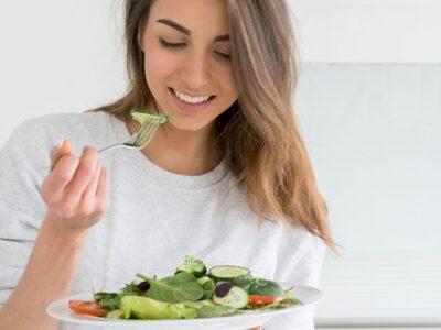 Zdravé jídlo může být i zábava