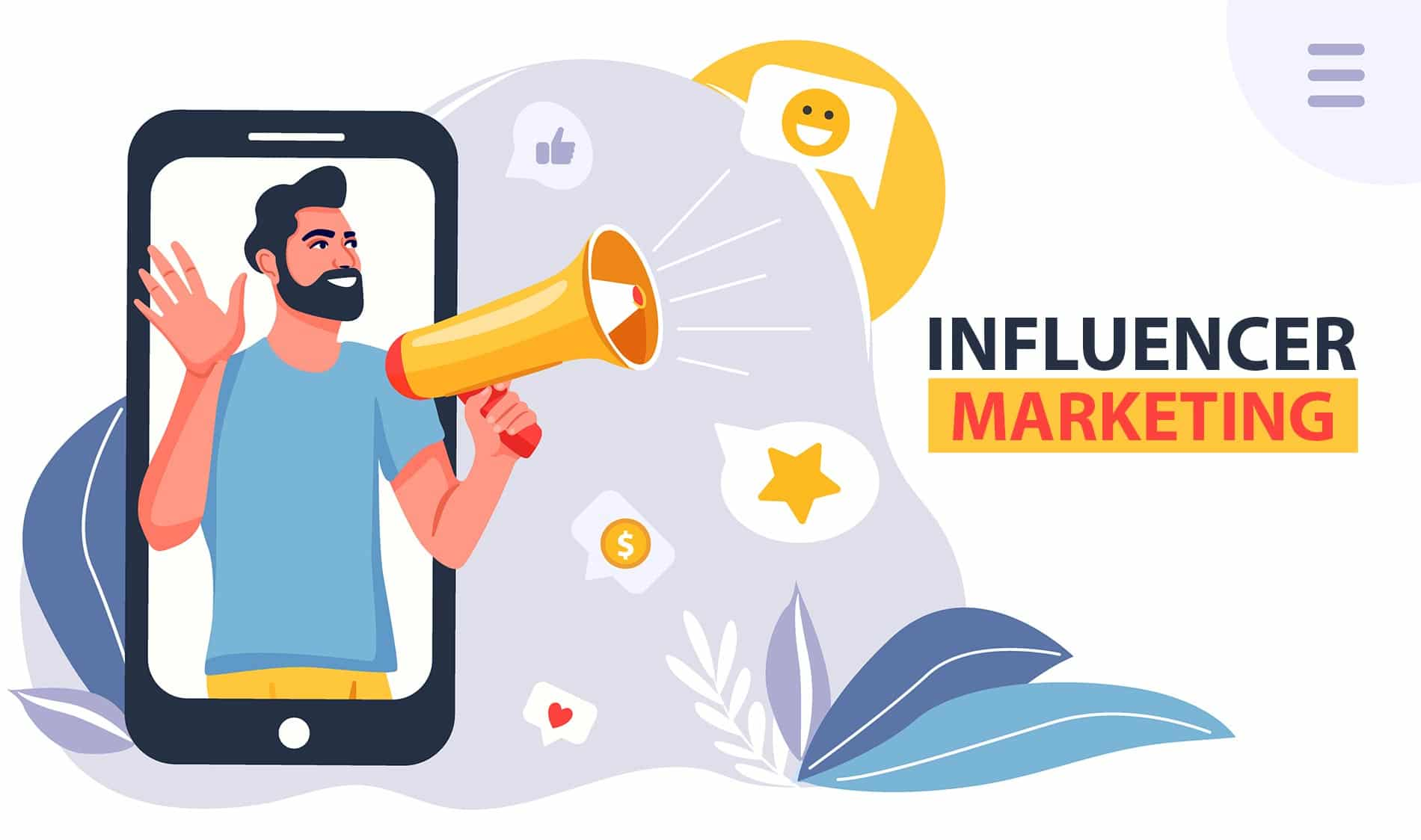 Influencer marketing reklama