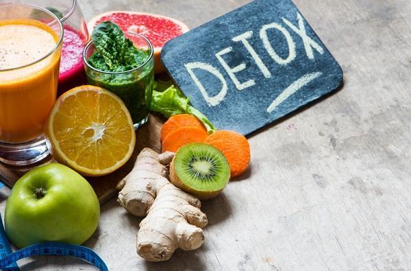 Jak na jarní detoxikaci