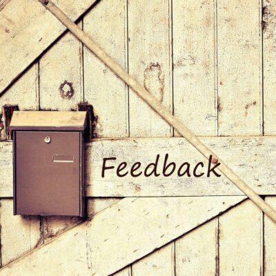 zpětná vazba neboli feedback