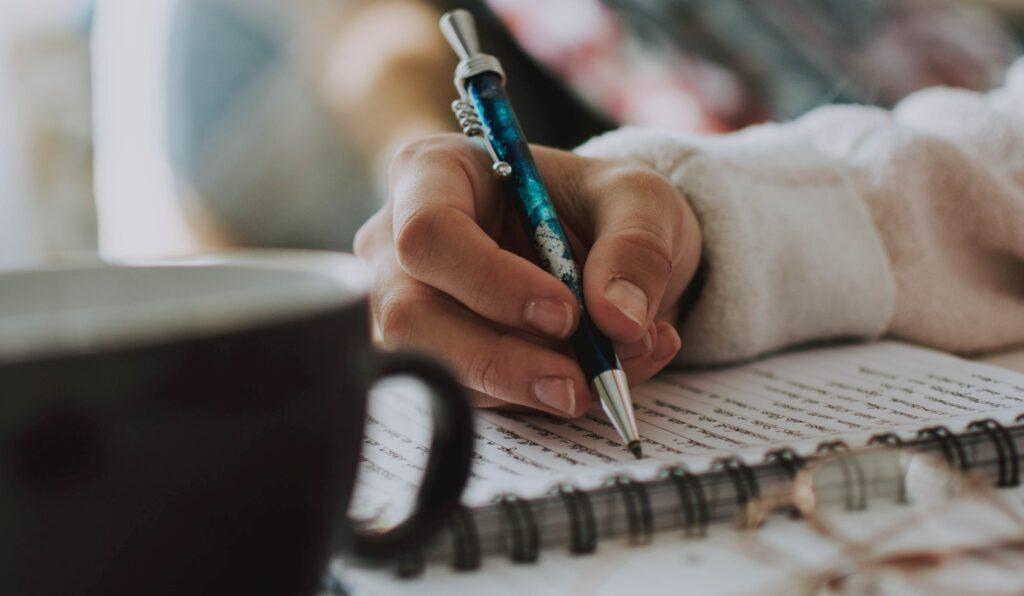 Jak být optimista: psaní deníku
