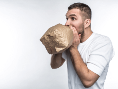 Hyperventilace dokáže znepříjemnit život