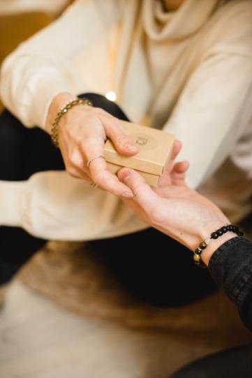 Dárek partnerce jako projev lásky
