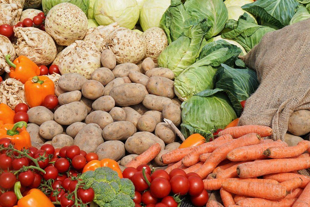 Konzumace rostlinných produktů výrazně snižuje uhlíkovou stopu