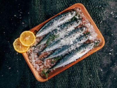 Servírování ryb