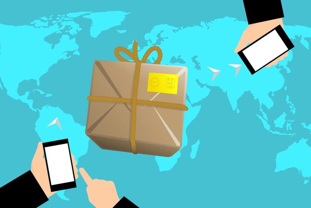 Výpočet cla a DPH dovoz balíček
