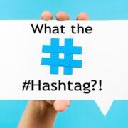 co je hashtag