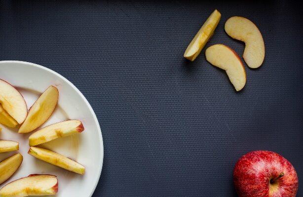 ovoce lákající octomilky