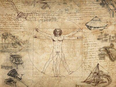 Leonardo da Vinci – renesanční člověk