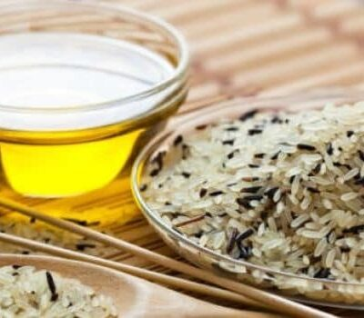 rýžový olej