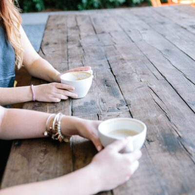 Small talk u kávy