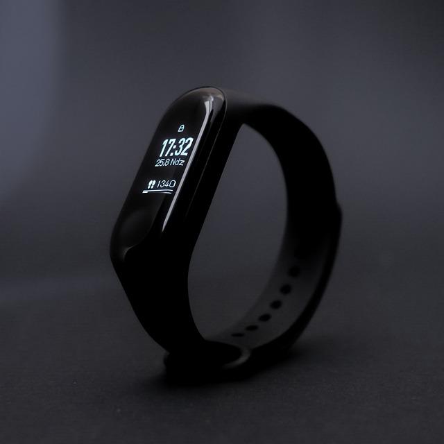 Sportovní hodinky.