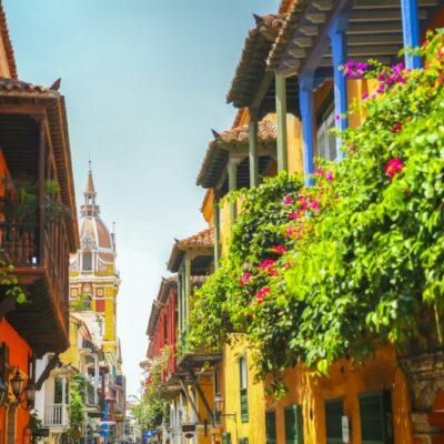 kolumbie cartagena