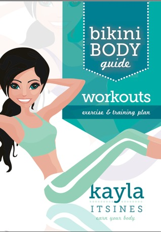 E-book Bikini Body Guide od Kayly Itsines